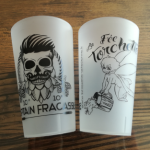 Eco cup fracasse torchette
